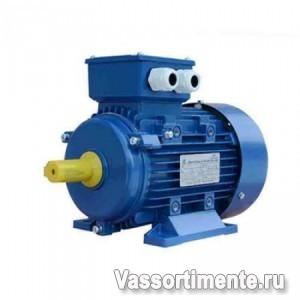 Электродвигатель АИР 100S2 4 кВт, 3000 об/мин
