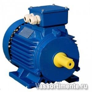 Электродвигатель АИР 160S2 15 кВт, 3000 об/мин