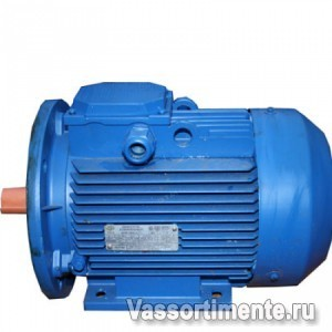 Электродвигатель АИР 132М8 5,5 кВт, 750 об/мин