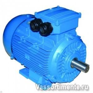Электродвигатель АИР 225М6 37 кВт, 1000 об/мин
