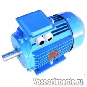 Электродвигатель АИР 250S4 75 кВт, 1500 об/мин