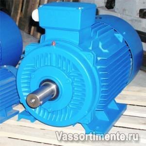 Электродвигатель АИР 250М4 90 кВт, 1500 об/мин