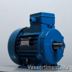 Электродвигатель АИР 56А4 0,12 кВт, 1500 об/мин