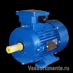 Электродвигатель АИР 112М2 7,5 кВт, 3000 об/мин