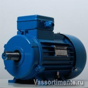 Электродвигатель АИР 112МА6 3 кВт, 1000 об/мин
