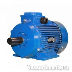 Электродвигатель АИР 112МВ6 4 кВт, 1000 об/мин