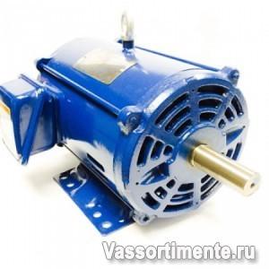 Электродвигатель АИР 80А4 1,1 кВт, 1500 об/мин