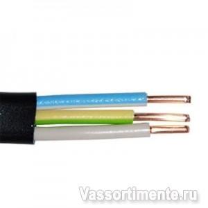 Кабель ВВГ 3x95 ГОСТ 16442-80